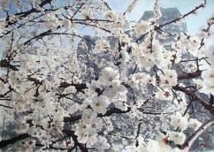 Sergii Grygoriev Ukraine Holiday of the Spring Renaissance 70x50 cm