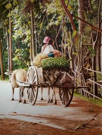 Joie Pabilando Philippines One at a Time 30x40 cm