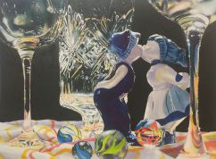 K.P. Maggie Hong Kong Sparkle 56x76 cm