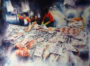 Antonio Rodriguez Spain the sea bream is 49 euros
