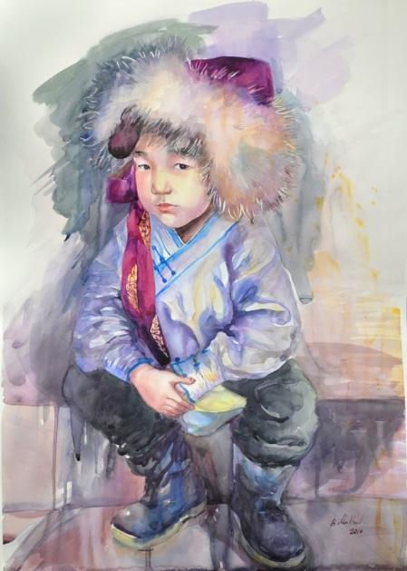 Bundgaa Munkhzul Mongolia Mongolian boy