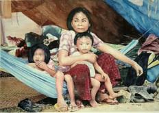 Dario Encinas Philippines Refugee
