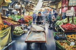 Fatemeh Emami Iran Bazar