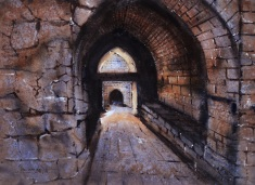 GHANSHYAM DONGARWAR India Entrance of Daulatabad Fort