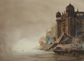 Hiroshi Shimazaki Canada Ganges