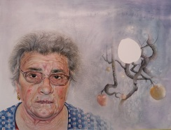 júlio Jorge. Portugal. The forbidden fruit, the myth of lost paradise