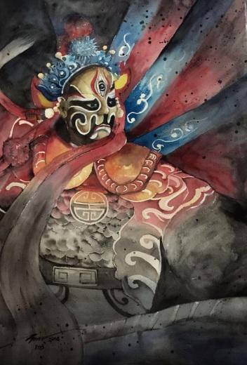 Kai Lun Chan. Malaysia. Essence of China.
