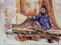 Leila Mohebian Iran Golbanoo