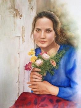 Minoo NASIRZADEH Iran MEHRBANOU