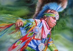 Pablo Villicaña Lara USA Soaring Hawk Spirit