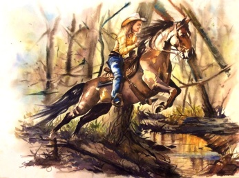 SAFOORA KOLAHDOUZAN IRAN Horsewoman