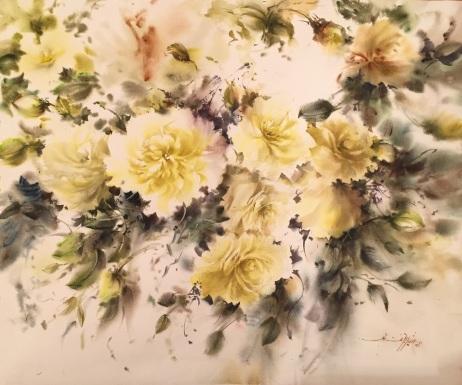 Shirin Nematzadeh Iran 5065 flower