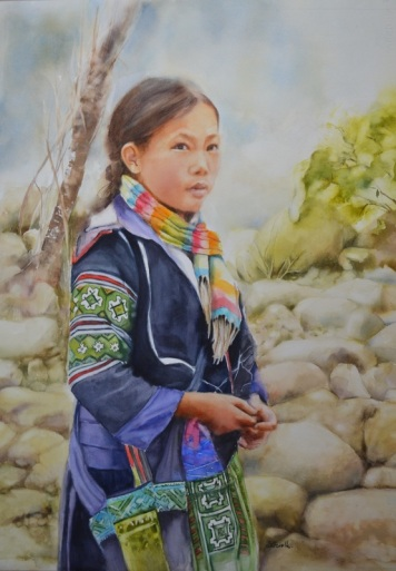 Sylvie Griselle France Culture Hmong