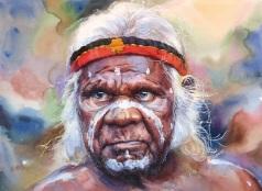 Tiejun Chao Australia An Aboriginal Man