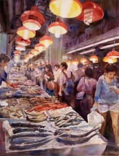 U Kei Lao Hong Kong, China Kong Kong Market