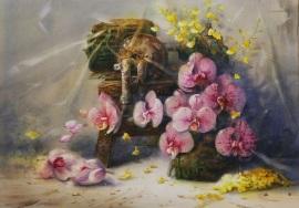 Wei-Xin Lin Taiwan Mottled orchid